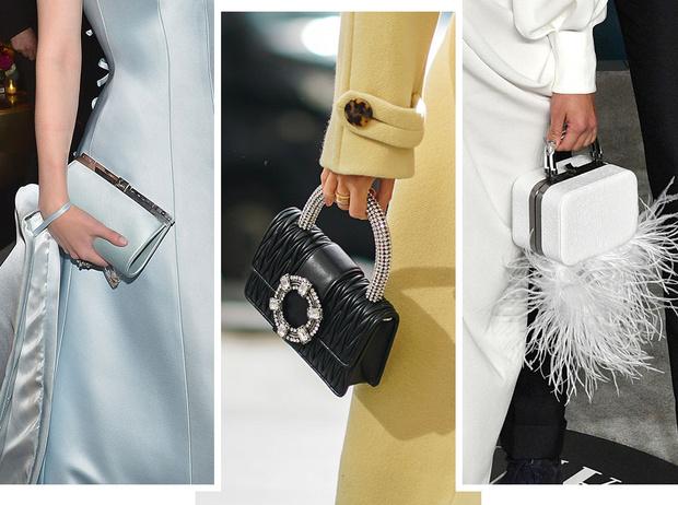 Фото №1 - Для праздников и не только: 4 идеальные сумки для встречи Нового 2021 года
