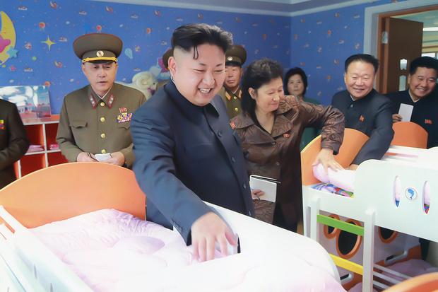 Фото №7 - 5 безумных слухов о Ким Чен Ыне