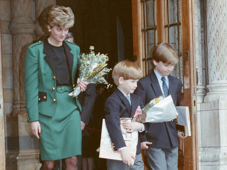 Фото №1 - Какое обещание Гарри и Уильям дали Диане незадолго до ее смерти (но не сдержали его)