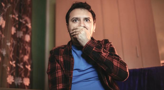 Мужчина впал в депрессию из-за печальных новостей и подал в суд на телеканал