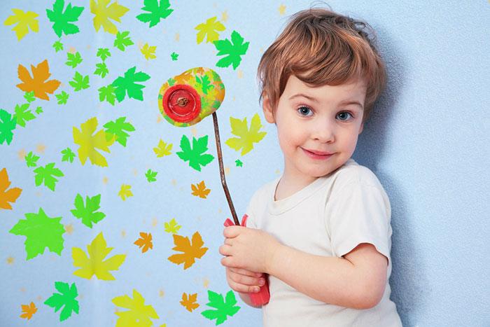 Фото №1 - Ремонт в детской: как подобрать краску и цвет