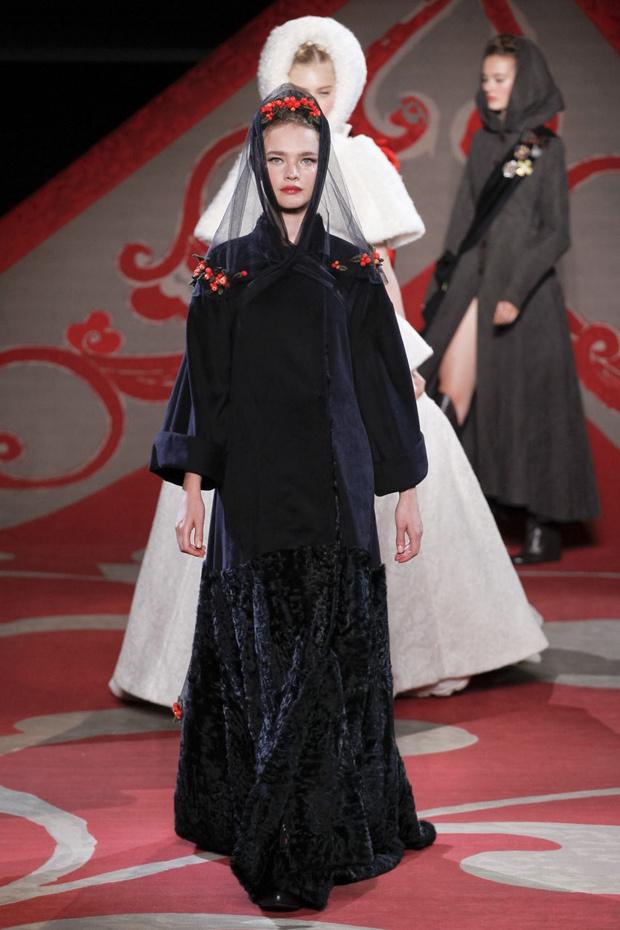 Фото №3 - Дому моды Ulyana Sergeenko присвоен статус члена-корреспондента Федерации высокой моды в Париже