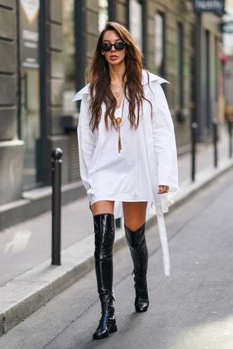 Фото №8 - Самая модная обувь сезона: где искать идеальные ботфорты (и с чем их носить)