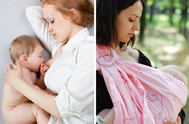 Фото №4 - Грудное вскармливание: советы маме, как правильно кормить ребенка грудью