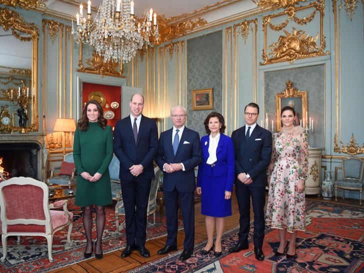 Фото №3 - Белая леди и Серый мужчина: чьи призраки пугают королевскую семью Швеции
