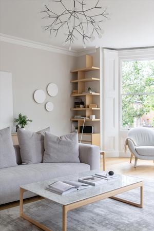 Фото №6 - Светлая скандинавская квартира в Лондоне