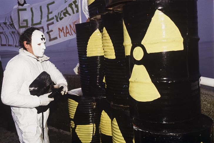 Фото №1 - Четыре случая в истории, наглядно показывающие, что с радиацией шутки плохи