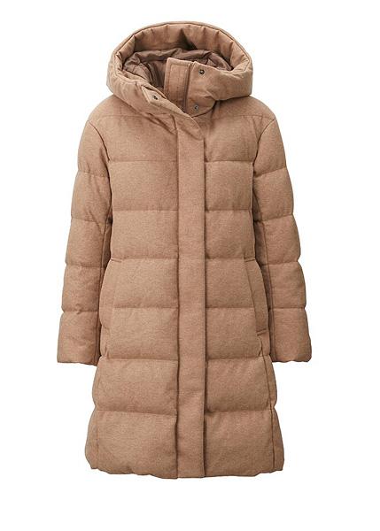 Зимняя куртка Uniqlo, 12 999 р.