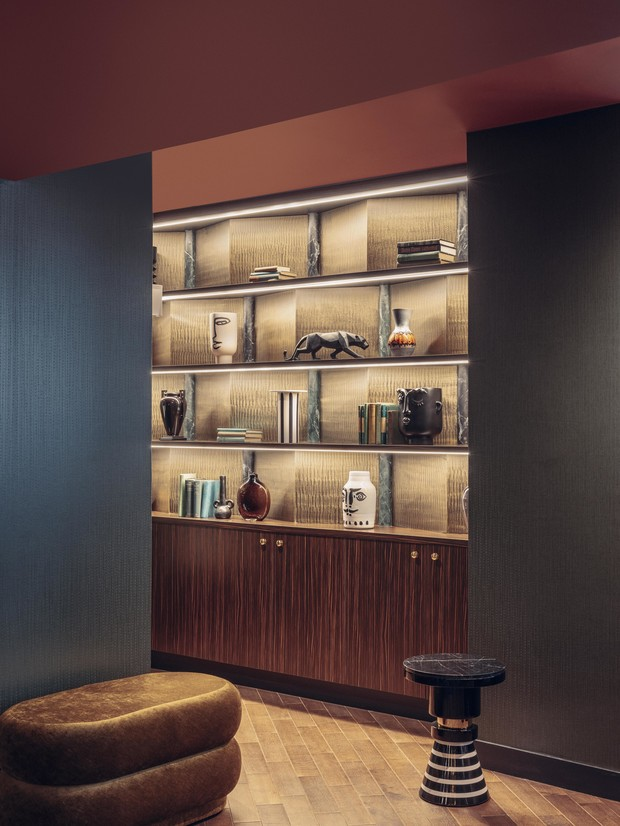 Фото №10 - Яркий дизайн-отель в Париже