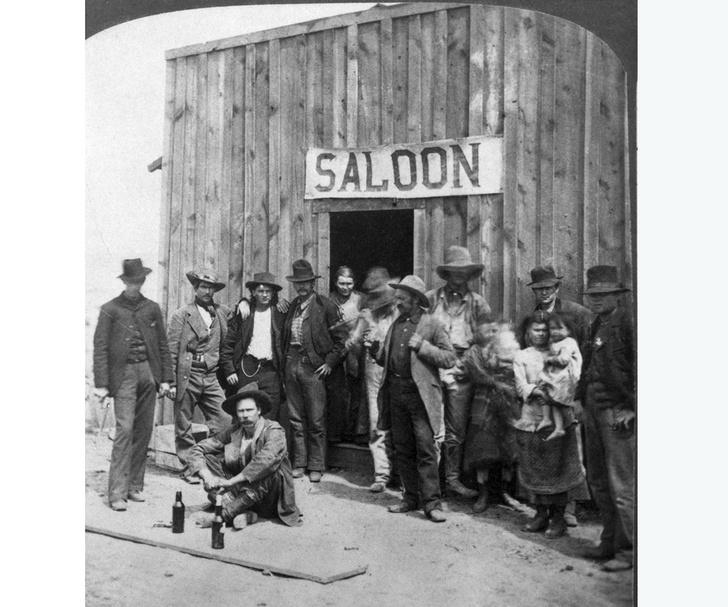 Фото №6 - Детали ковбойской жизни, о которых нам наврали в вестернах