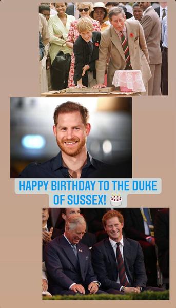 Фото №3 - Как Виндзоры поздравили принца Гарри с днем рождения: особое послание Чарльза и официальное от Кембриджских