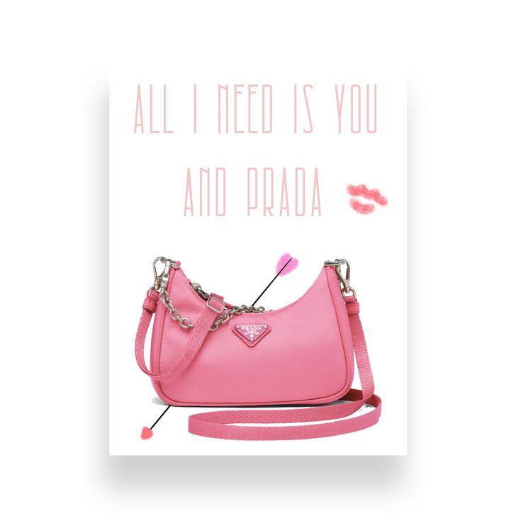 Фото №4 - Вместо «валентинки»: миниатюрные сумки, которые станут отличным подарком на 14 февраля
