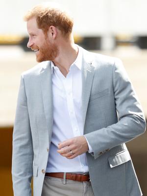 Фото №6 - Почему мужчины королевской семьи не носят обручальные кольца