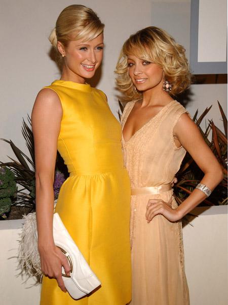 В начале 2000-х Пэрис и Николь были неразлучны
