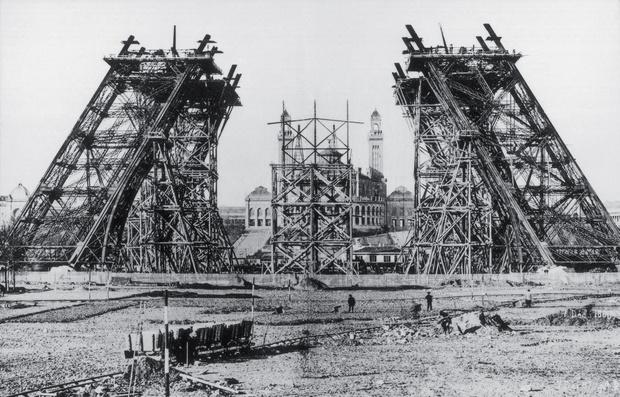 Фото №4 - 19 монументальных фактов об Эйфелевой башне