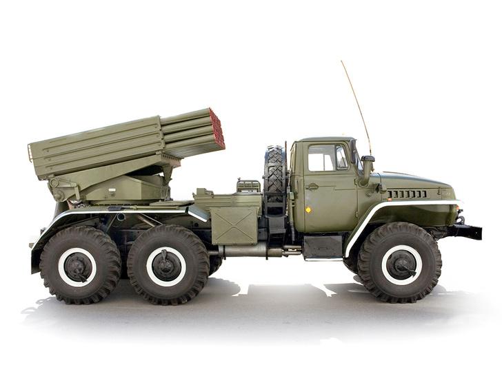 Фото №1 - Почему у советских грузовиков такие странные колеса