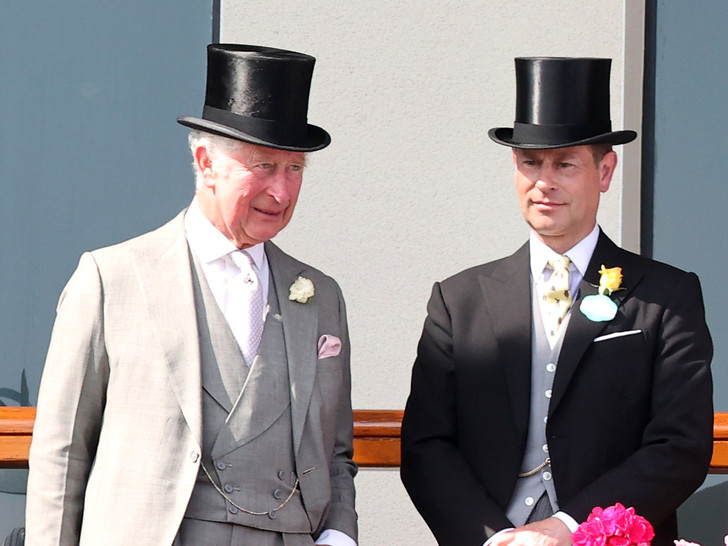 Фото №2 - О чем принц Эдвард предупреждал Кейт, когда она встречалась с Уильямом