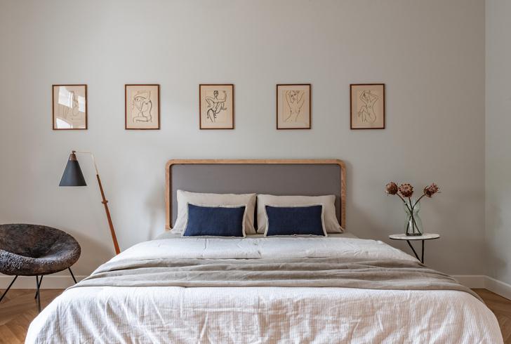 Фото №5 - Квартира с винтажной мебелью для домашних вечеринок