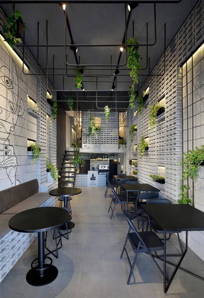 Фото №2 - Лига плюща: кофейня в Иране