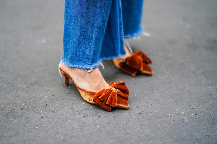 Фото №7 - 5 способов модно подвернуть джинсы в 2020 и 2021 году
