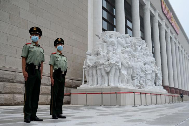 Фото №6 - Новый музей Коммунистической партии Китая