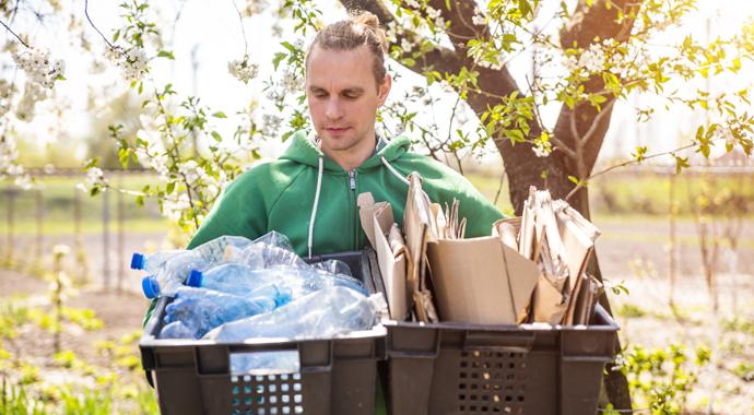 Раздельный сбор мусора как психотерапия