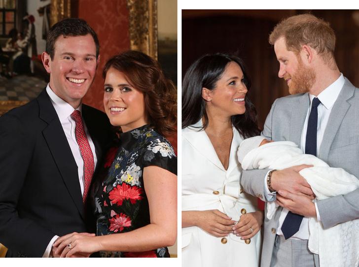 Фото №1 - По стопам Сассекских: какую родительскую стратегию Евгения позаимствует у Гарри и Меган