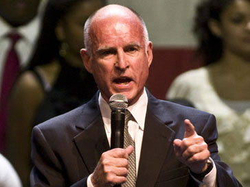 Джерри Браун (Jerry Brown)