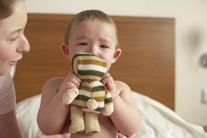у ребенка капризы и истерика что делать