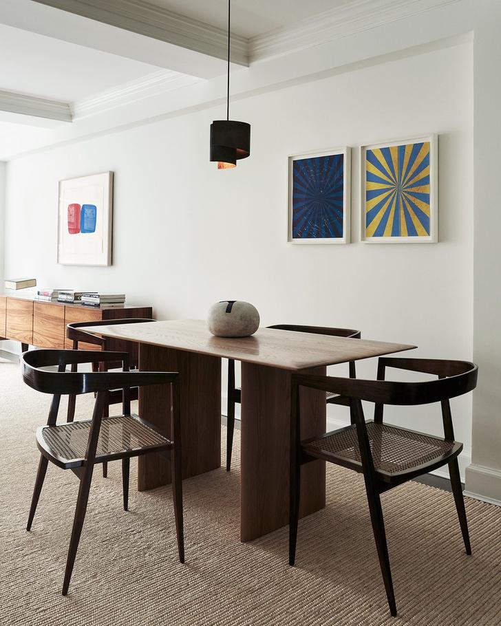 Фото №6 - Квартира нью-йоркского коллекционера искусства