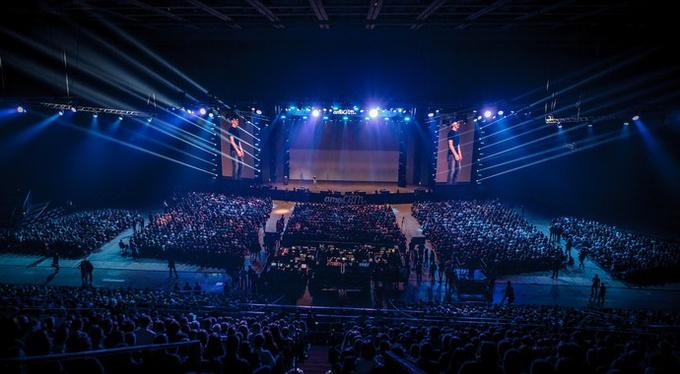 Крупнейшая бизнес-конференция в России соберет 25 тысяч предпринимателей