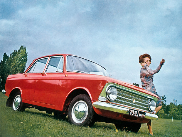 Фото №11 - Знак качества: 5 самых красивых отечественных автомобилей, которые можно было купить