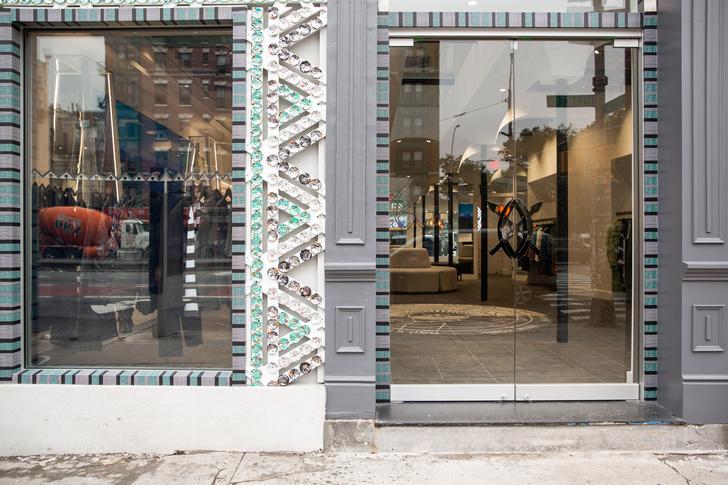 Фото №3 - Бутик в алюминиевых банках на Манхэттене