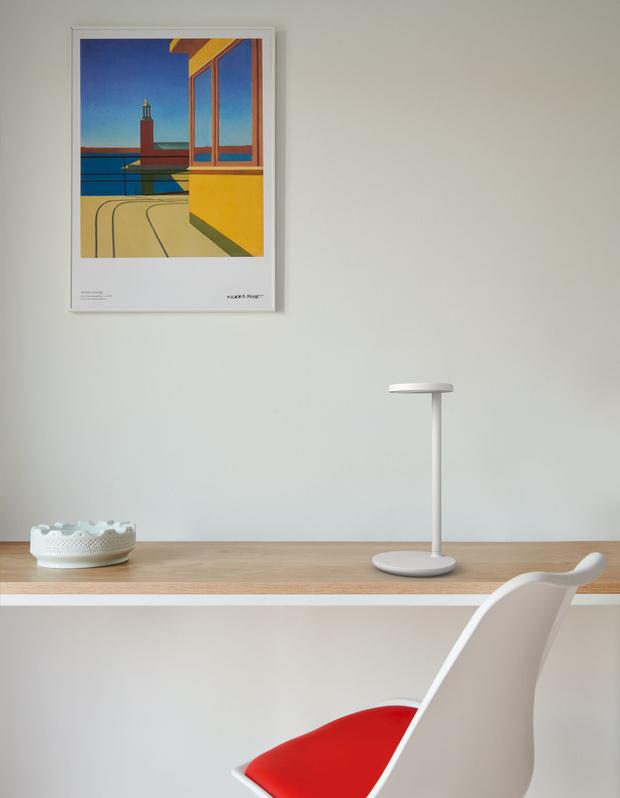 Фото №6 - Настольная лампа Oblique по дизайну Винсента ван Дуйсена