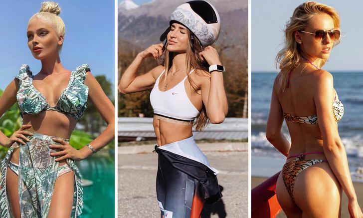 Фото №1 - Полюбуйся на них: знойные сибирячки из рейтинга MAXIM «100 самых сексуальных женщин страны»