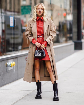 Стильные ботинки на осень, модные челси 2021, купить ботинки, купить челси на массивной подошве, женские ботинки на шнуровке