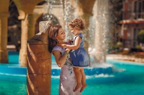 Фото №7 - Фотопроект «Семейные истории» сети черноморских курортов Alean Family Resort Collection: о вечных ценностях и истинной любви