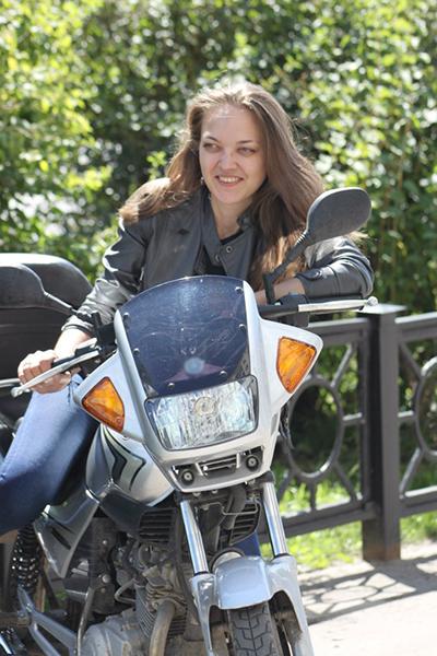 Фото №36 - Байкеры Ульяновска: 15 признаний в любви мотоциклу