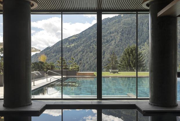 Фото №8 - Спа-отель Lefay в Доломитовых Альпах