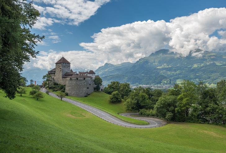 Лихтенштейн страна