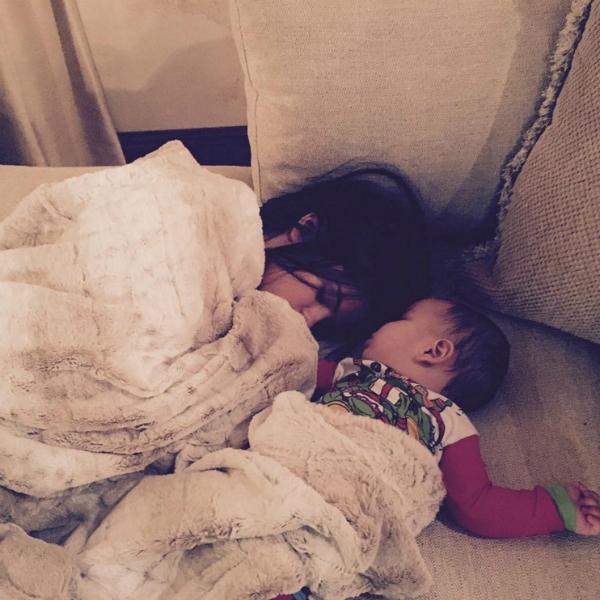 Селена Гомес и Джастин Бибер опубликовали фото с детьми