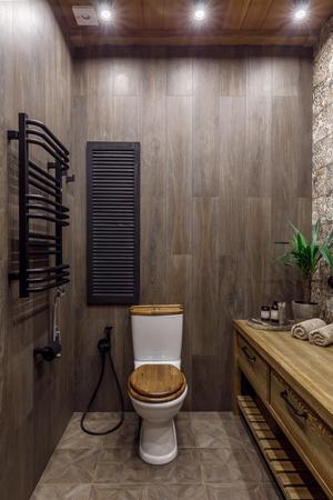Фото №12 - Московская квартира 63 м² в эко-стиле