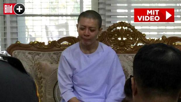 Фото №3 - Из дворца в сарай за 13 лет: как трагично сложилась судьба экс-жены короля Таиланда