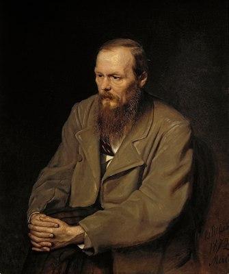 Василий Перов. Портрет писателя Федора Михайловича Достоевского (1872)