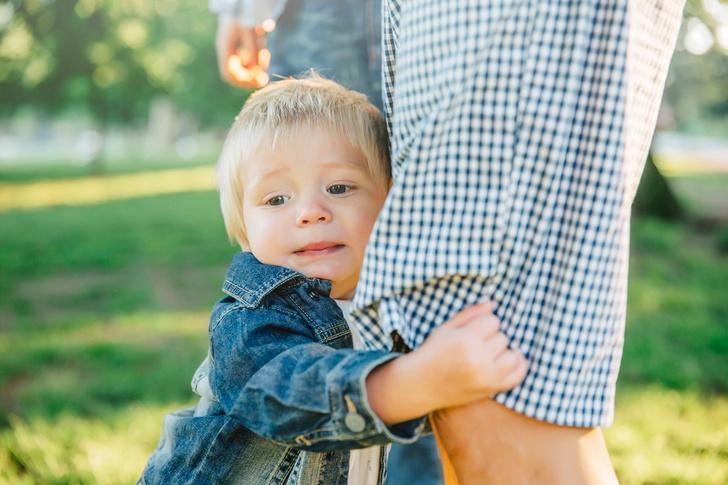 Фото №1 - «Сын испугался комбайна в поле»