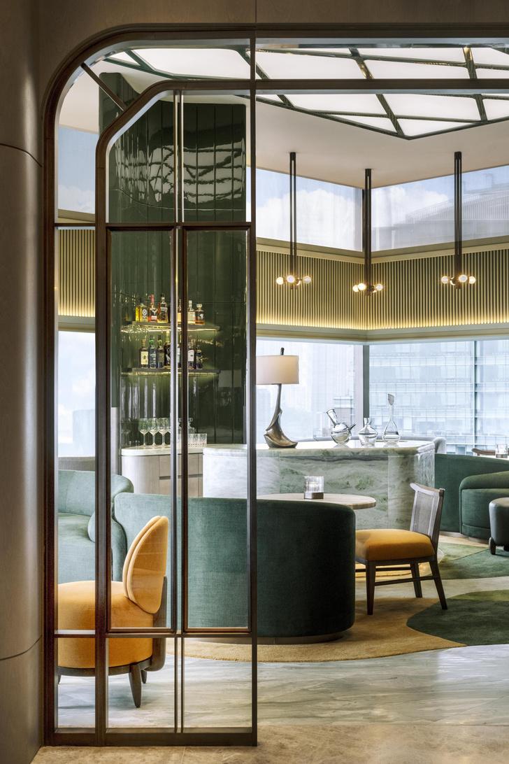 Фото №5 - Salisterra: новый ресторан по дизайну Андре Фу в Гонконге