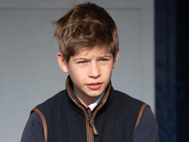 Фото №1 - Джеймс, виконт Северн: 7 интересных фактов о младшем внуке Королевы