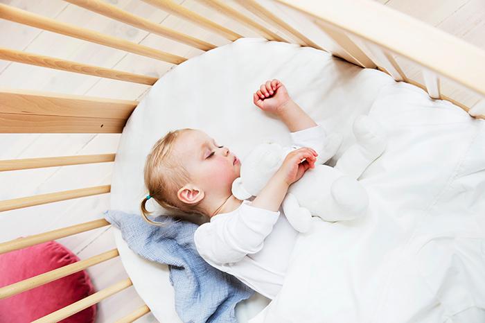 Фото №5 - Скандинавские сны: Stokke® Sleepi™ - новый цвет кроватки-трансформера