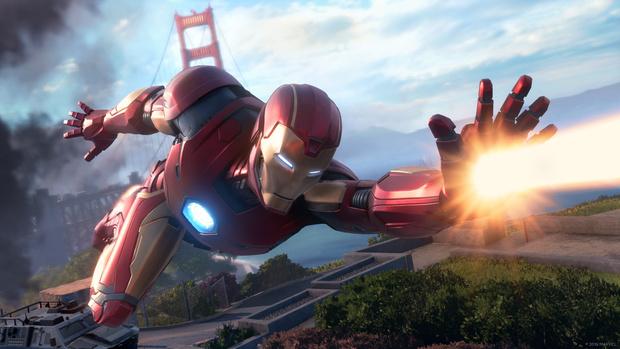 Фото №1 - «Мстители» vs «Атака титанов»: кому из команды Marvel по силам одолеть гигантов из аниме?