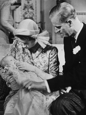 Фото №2 - Почему принц Филипп присутствовал при рождении лишь одного из своих детей
